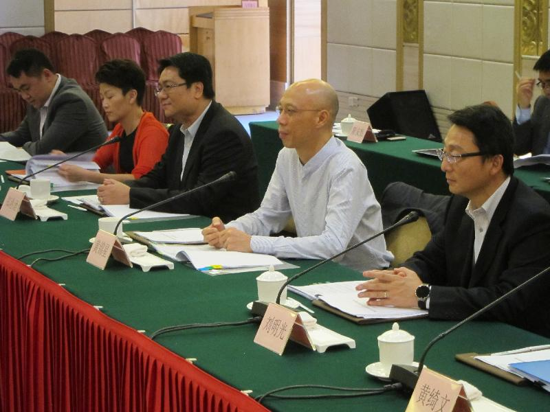 Fifth meeting of Hong Kong/Guangdong Joint Liaison Group on Combating Climate Change held in Guangzhou